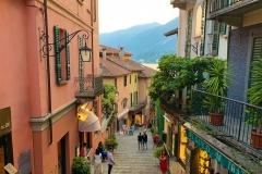 Scalinata Serbelloni - Ristorante Bilacus Bellagio