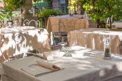 Uno scorcio della terrazza - Ristorante Bilacus Bellagio